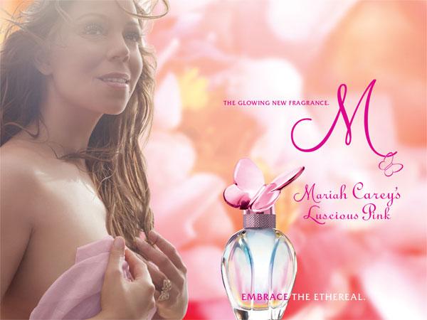 Nước hoa Luscious Pink - Mariah Carey