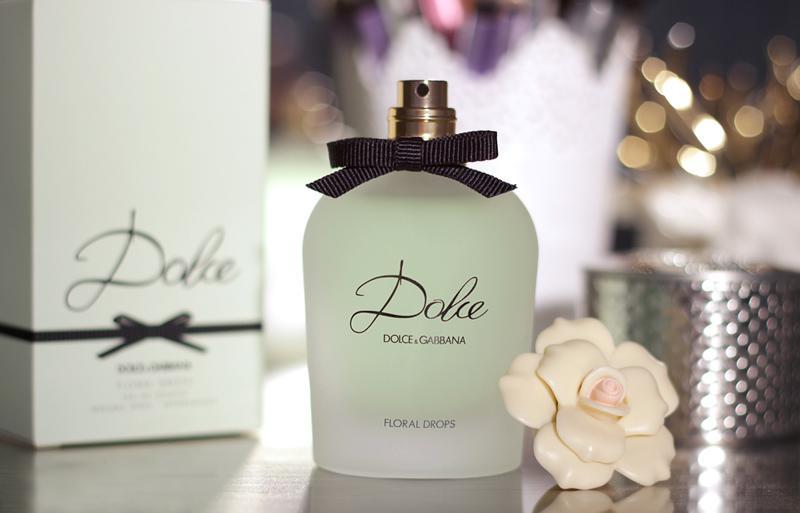Kết quả hình ảnh cho Nước Hoa Dolce & Gabbana Dolce Floral Drops